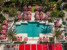 10 Hotels With Over-the-Top Poolside Experiences - Photos