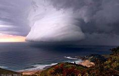 Supercélula. Las más poderosas y letales de todas las tormentas.