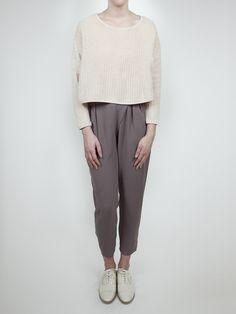 Hayley Sweater Oak + Fort