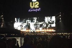 #U2 at #DF16 thanks to @salesforce