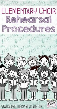 Tips for how to run an efficient fun successful choir rehearsal with elementary aged students. Elementary Choir, Elementary Music Lessons, Singing Lessons, Piano Lessons, Singing Tips, Learn Singing, Choir Warm Ups, Choir Room, Choir Songs