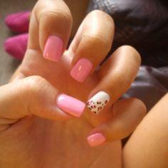 Cheetah Nails love!!