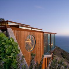 Sierra Mar at the Post Ranch Inn; Big Sur, California  At this restaurant set on a cliff rising above the Pacific, chef John Cox combines Asian, French and Mediterranean influences with dishes like Moroccan carrot soup and rose-geranium roast quail. Some of the ultrafresh ingredients come from the garden on the property. postranchinn.com