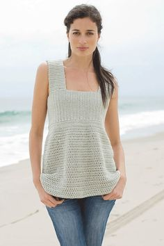 easy summer tunic....now this may be easier
