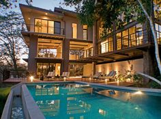 Luxurious house near Costa Rica beach. How about living in one? kalialiving.com