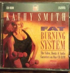 Kathy Smith FAT Burning System *** Find out more about the great product at the image link. (Note:Amazon affiliate link)