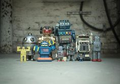 Get ready for the robotics A-Team #robotics #ATeam #robots #mobilerobots
