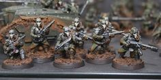 Death Korps of Krieg - Muddy Times - Page 2 - Forum - DakkaDakka | My other army is painted.