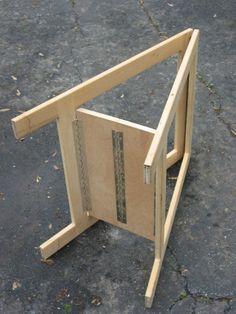 Folding Sawhorses - Imgur #woodworkingtools