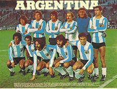 1977 Argentina