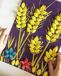 Bible School Crafts, Preschool Crafts, Easter Crafts, Crafts For Kids, Arts And Crafts, Autumn Crafts, Nature Crafts, Summer Crafts, Art Drawings For Kids