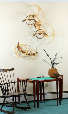 Frolic by David Roy Kinetic Sculpture