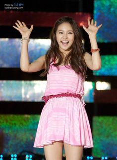 Jei at World Rowing Concert, Chungju