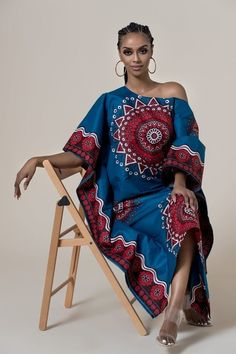 Here at Grass-fields we have an awesome range of African dress designs. Whether you're after an African print maxi or midi dress, we've got something for you. African Print Dresses, African Print Fashion, African Fashion Dresses, African Dress, Fashion Prints, Fashion Outfits, African Outfits, African Clothes, Ankara Dress