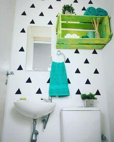Usar o banheiro nunca foi tão incrível 😍😂 Ideia para a futura casa com o boy 👫