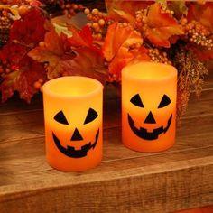 Creative Co-op Skeleton Hand Spooky White 9 inch Resin Stone Halloween Tea Light Holder