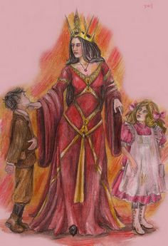 The Chronicles Of Narnia Fan Art: Queen of Charn Jadis The White Witch, Aslan Narnia, The Magicians Nephew, Blood Elf, The Valiant, Emperors New Groove, Chronicles Of Narnia, Cs Lewis, Witch Art