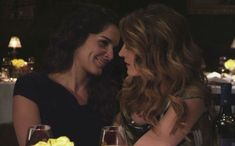 Rizzoli and Isles Kiss | ... almost-kiss photo manip. similar yet different to another one i made