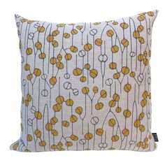 Lithops Amber & Fog Scatter Cover Scatter Cushions, Throw Pillows, Sale Items, Amber, Toss Pillows, Small Cushions, Cushions, Decorative Pillows, Decor Pillows