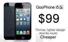 goophone i5s: Fake iPhone 5S