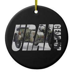 2013 Gear-Up Ceramic Ornament