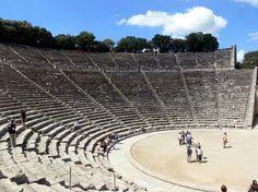 Epidaurus - Peloponnese, Greece