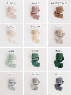 color palette, color inspiration from Tono + co. Colour Pallete, Color Combos, Color Palettes, Color Palette Green, Spring Color Palette, Color Trends, Theme Color, Stoff Design, Colour Board