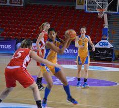 Basket féminin: Castors Braine a joué son premier match officiel au Spiroudôme - vidéo - photos
