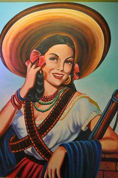 Mexicana Linda