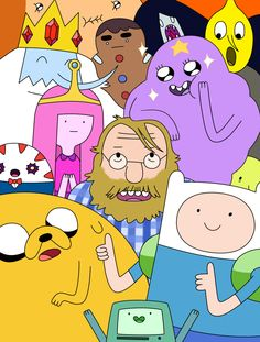 Why Pendleton Ward decided to step down as the director for the hit show Adventure Time. - This is a really great read and there are some interesting lessons in there for all of us.