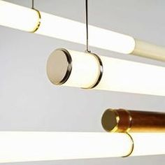 Brass Strip Lights | Dyke & Dean Strip Lighting, Track Lighting, Dean, Brass, Ceiling Lights, Journal, Modern Light Fixtures, Linear Lighting, Outdoor Ceiling Lights