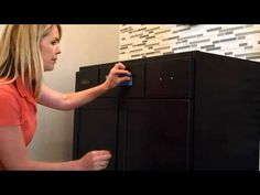 How to install drawer pulls - YouTube