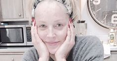 Sharon Stone shared a photo of herself sans makeup via Instagram on Jan. 6 — see the photo