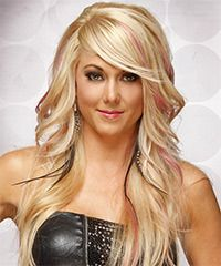 Salon Hairstyle: Formal Long Straight Hairstyle