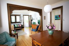 Anne & Jake's Bright Colorful Midwestern Home