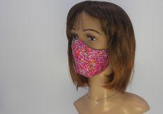 Design-Schutzmaske 3D Schnitt Mund,-Nasenschutzmaske Mundschutz für Damen Mouth Guard, Protective Mask, American, Chokers, 3d, Beauty, Etsy, Women, Fashion