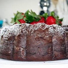 Chocolate Cavity Maker Cake Allrecipes.com