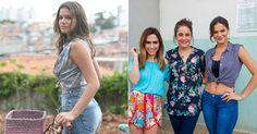 Bruna Marquezine revela como é sua nova dieta para 'I Love Paraisópolis'