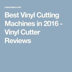 Best Vinyl Cutter Personal Die Cutting  Die Cut Machine Reviews And Comparison