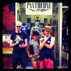 Paul, Priscilla & Mathias