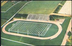 Amelia Earhart Stadium Kansas Vintage Unused Postcard . $10.00. Amelia Earhart StadiumAtchison, KansasVintage PostcardUnusedGREAT, AUTHENTIC FOOTBALL COLLECTIBLE!!.ITEM PICTURED IS ACTUAL ITEM BUYER WILL RECEIVE.