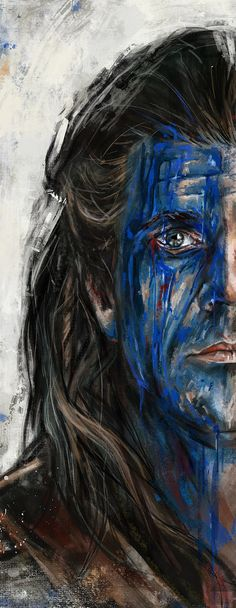 William Wallace - Braveheart on Wacom Gallery