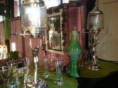.... Pas de FAIRYLLUSION sans les larmes émeraude de l'absinthe. Mistral & Tramontane, avenue Gustave Dron, partenaire de la Fée Verte...