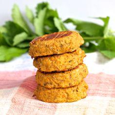 Oil-Free Vegan Lentil Falafel [gluten-free]