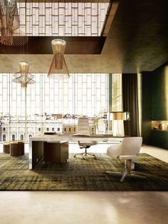 #sinetica #executive #office #vogue #St.Petersburg #workplace #design