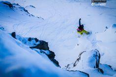 Freeride snowboard in Courmayeur Mont Blanc ph. Lorenzo Belfrond Photographia