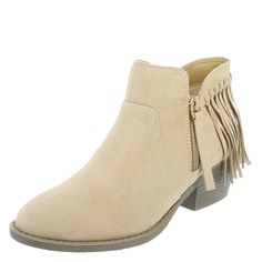 You won't hit snooze when you know you get to wear these Siesta Fringe Boots to class!   Payless ShoeSource