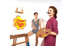 Dali was the creator of the Chupa Chups logo as we know as of today