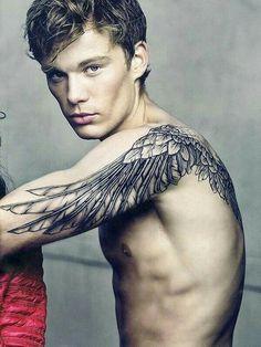 Best wing tattoo I've seen