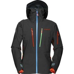Could this be my new shell for next winter?   Norrøna Lofoten Gore-Tex Pro Jacket (W)